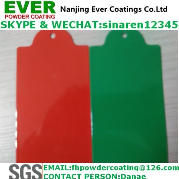 metal powder coating