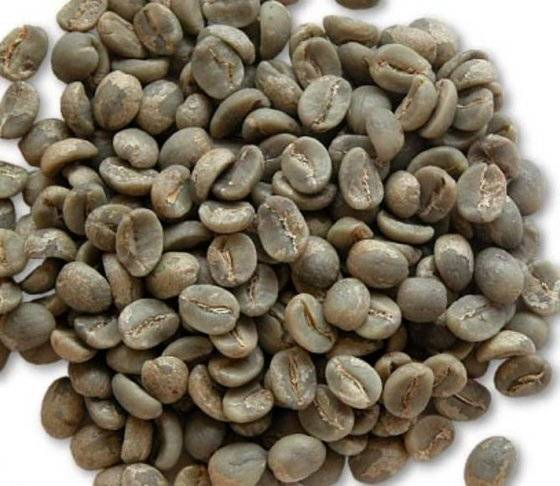 Arabica Coffee Beans, Green Coffee Bean