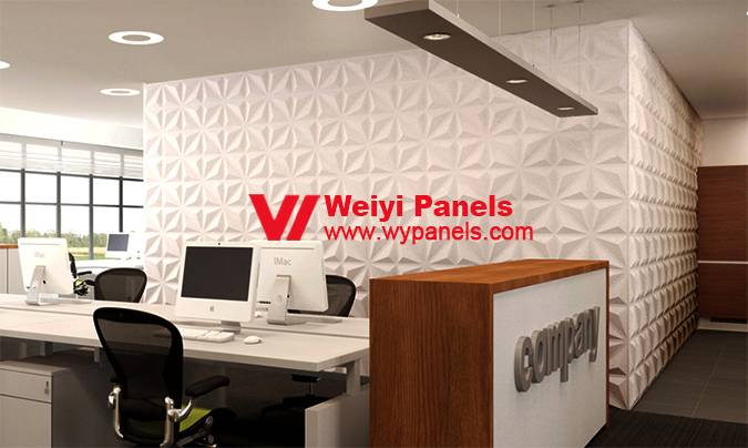 Decorative Wall Panels Interior-3D Wall Panels WY-215