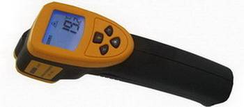 Infrared Radiation Thermometers