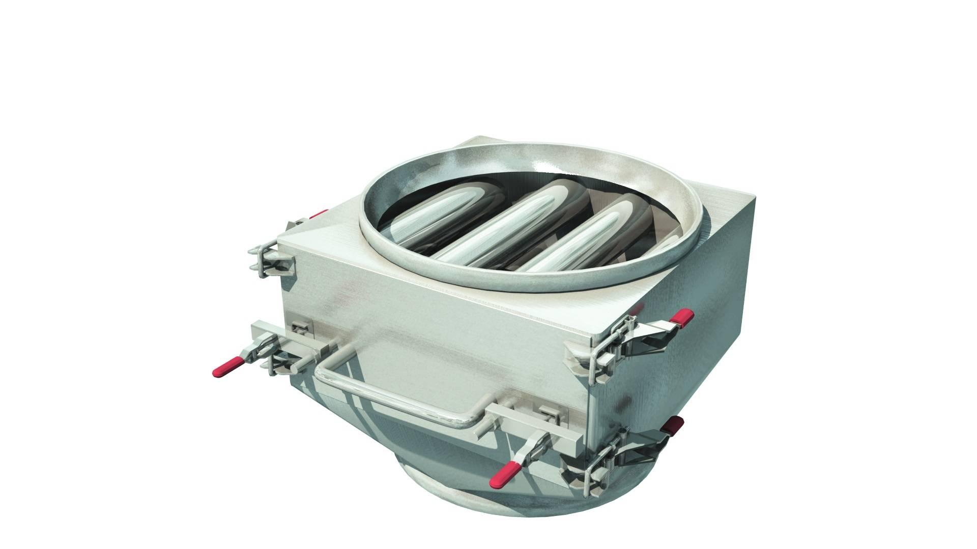 MBS Series Iron Separator