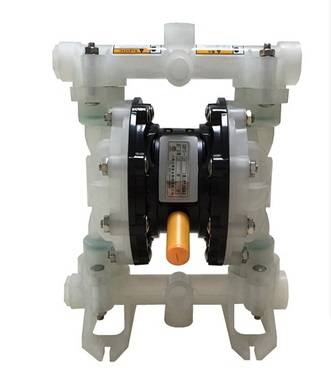 QBY3 Seres Teflon Air-operated Diaphragm Pump