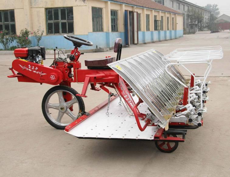 Hydraulic Rice Transplanter(4-10 rows)