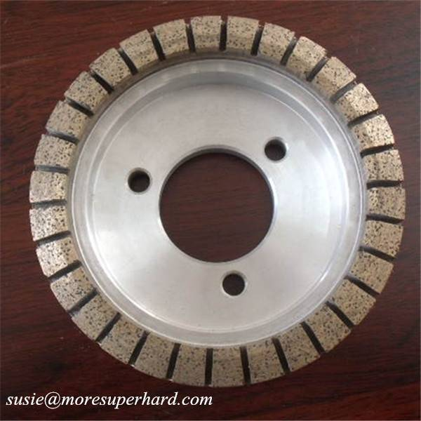 Metal bonded diamond gridning wheels