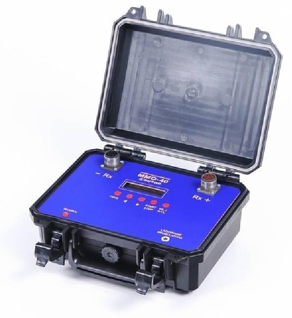 MMO-40 Winding resistance meter