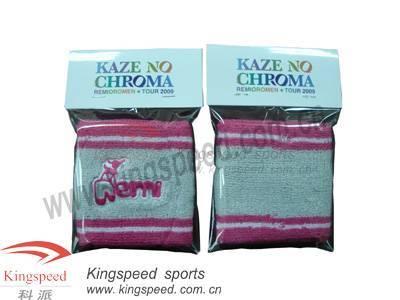 Sport wristbands