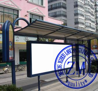 Prefabricated Bus Shelters Outdoor Furniture