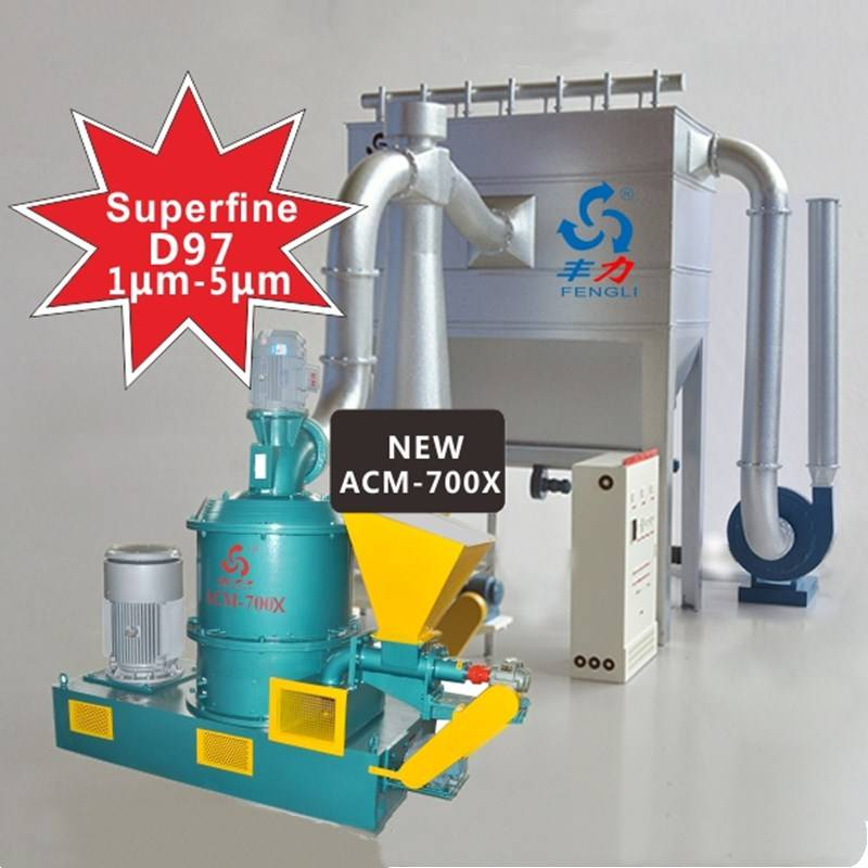 New Developed Superfine Powder Grinding Mill