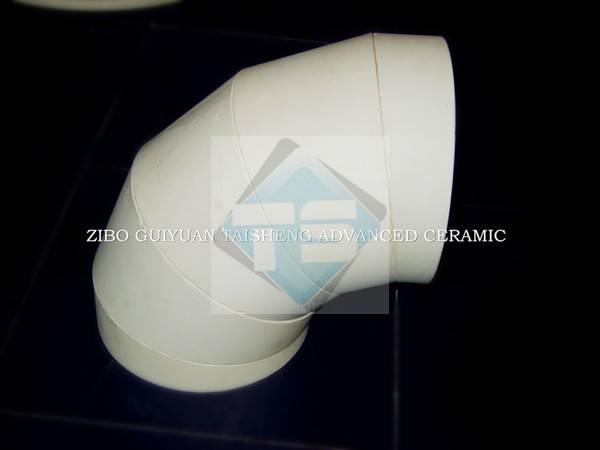 Abrasion Resistant Alumina Ceramic Bend/Elbow