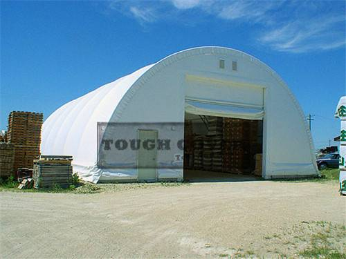 15.24m(50') Wide ROUND TRUSS, Dome Fabric Building, Fabric Structure, Warehouse Tent, TC5064, TC5082