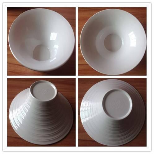 8 inch bugle bowls