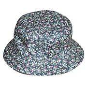 small flower bucket hat