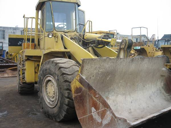USED WHEEL LOADER CATERPILLER 966D