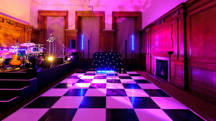 Factory manufacture directly cheap portable wood dance floor