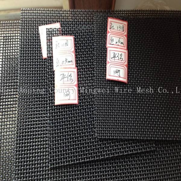 304  316 Security Screen Wire Mesh