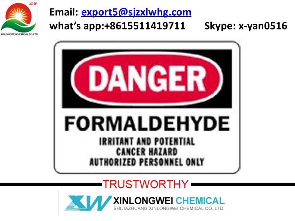 formalin 37% ,CH2O/CAS No. : 50-00-0