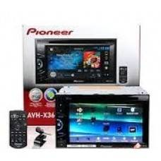 Pioneer AVH-X3600BHS Touchscreen Car DVD PLayer
