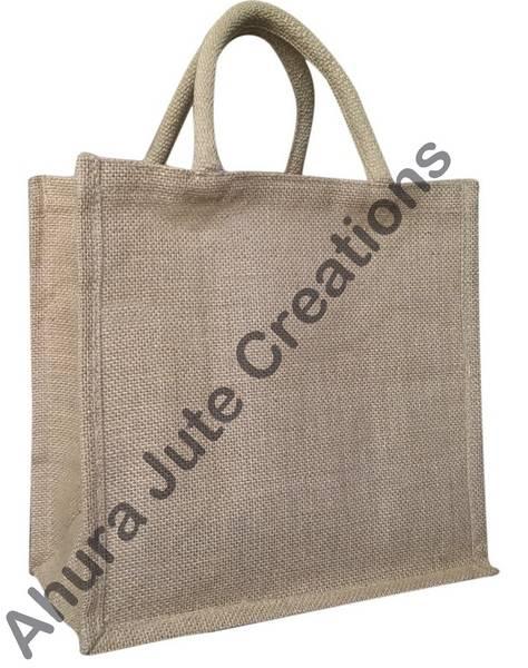 Jute shopping bag - Large