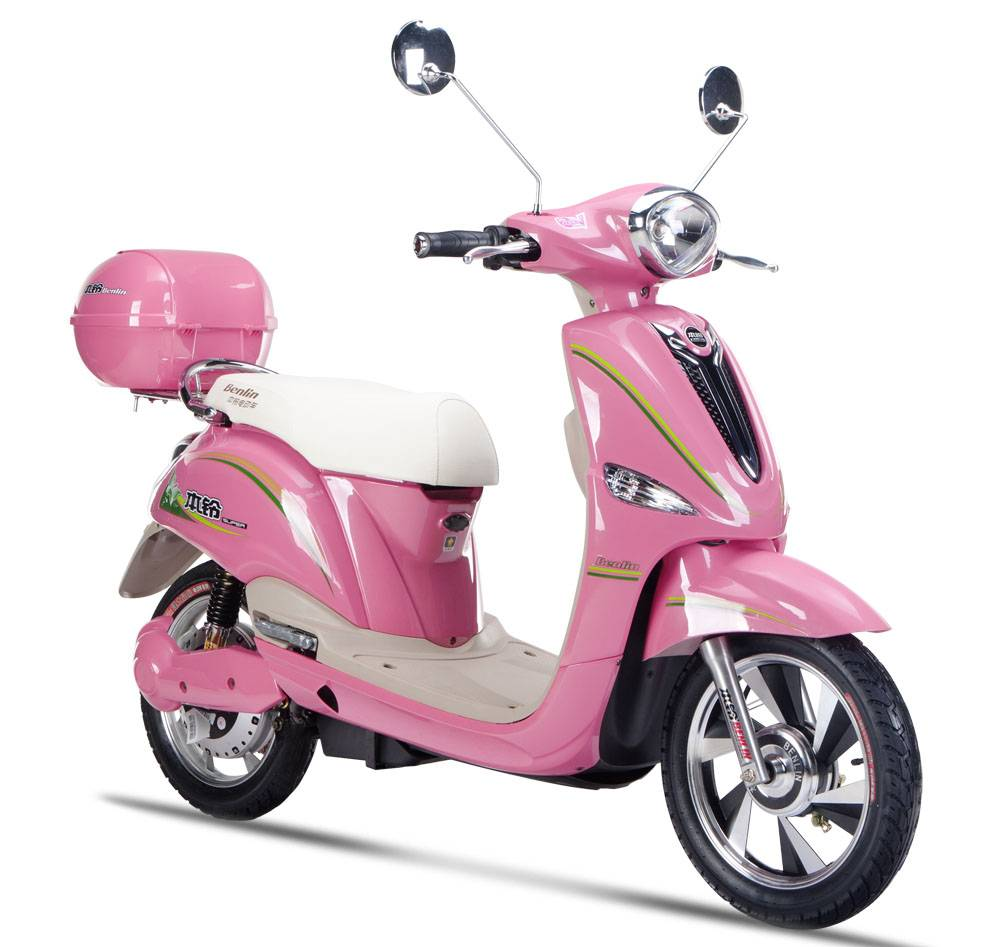 24CC 48V20AH woman electric scooter with optional color global selling