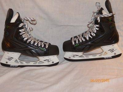 New Ribcor Pump Senior Ice hockey skates