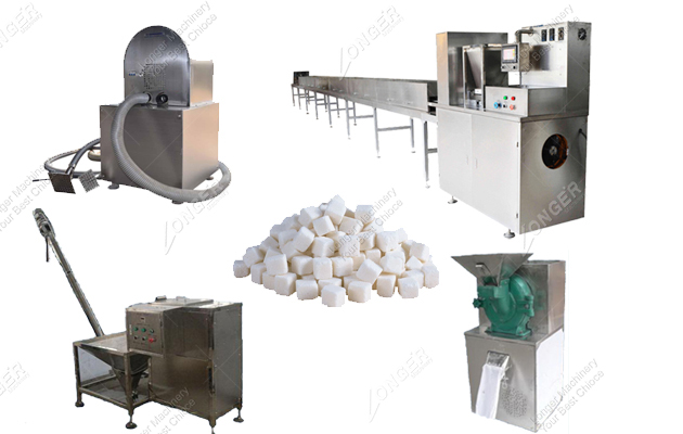Sugar Cube Production Line Manufacturer