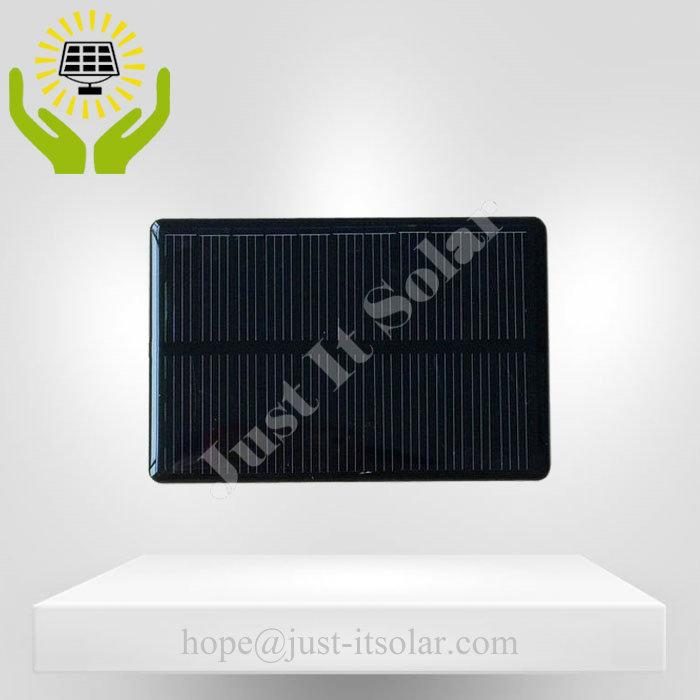 5.5V 100mA Epoxy Small Solar Panel