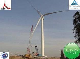 steel wind turbine tower