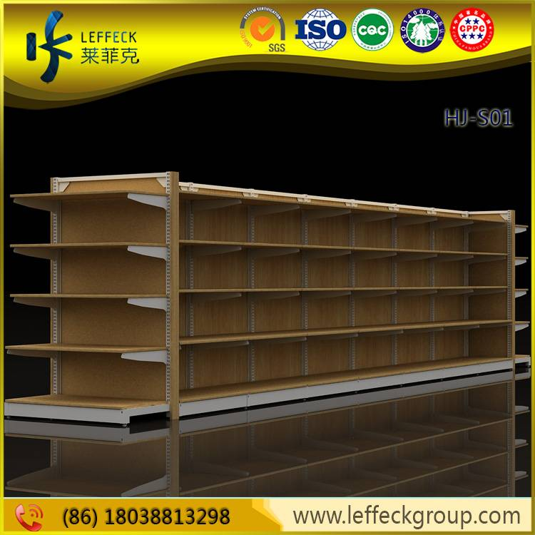 High quality cold roll steel supermarket racks prices China suppliers