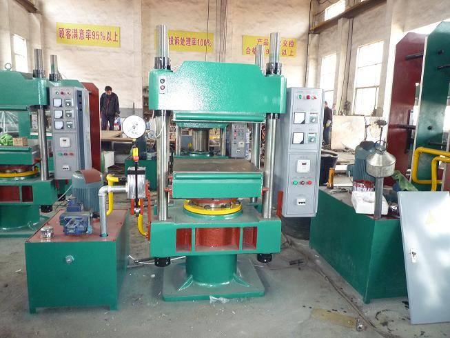 Rubber Vulcanizing Machine,Rubber Hydraulic Molding Press