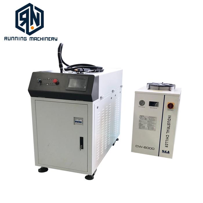 RN Fiber Laser Welding Machine For Metal In Advertising Auto Parts