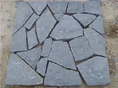 paving stone-random stone
