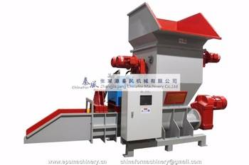 EPS compactor model CF-CP380 from Chinafor machinery