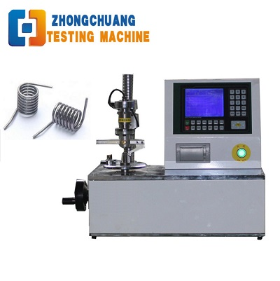 5000Nmm Manual Spring Torque Testing Equipment Torsional Spring Tester Price