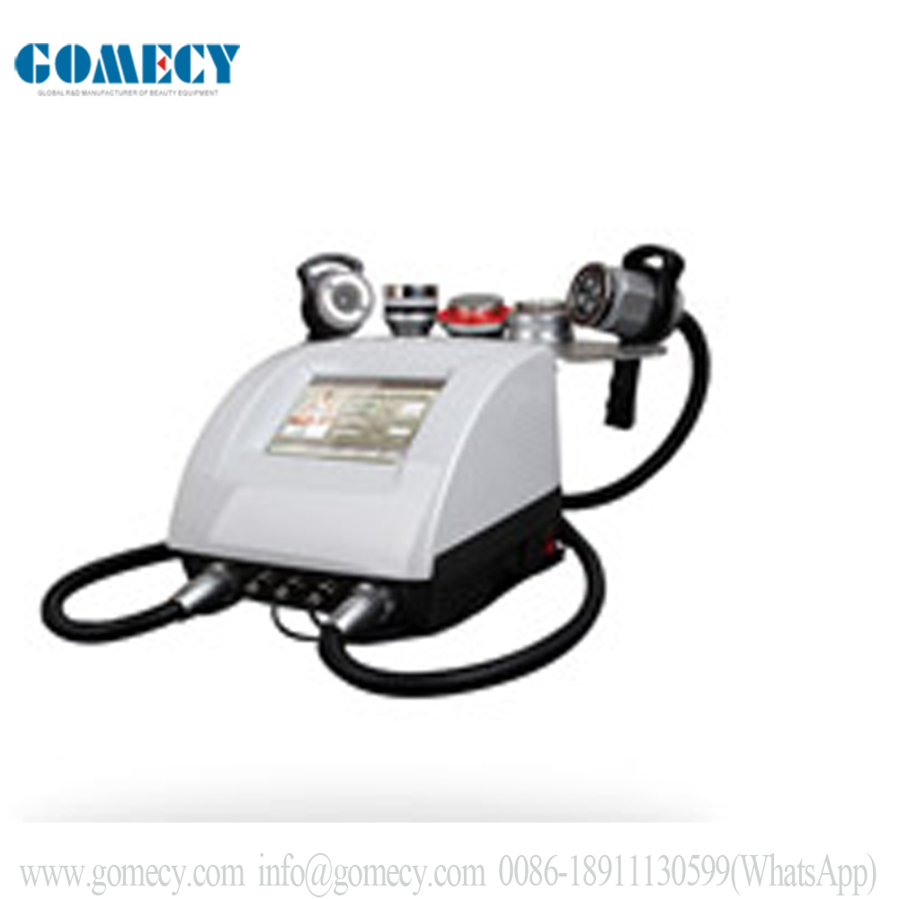 FDA approved ultrasonic cavitation equipment face slimming blood circulation therapy machine