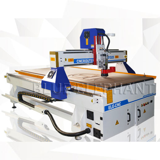 ELE1325 cnc wood router machine for sale at factory price