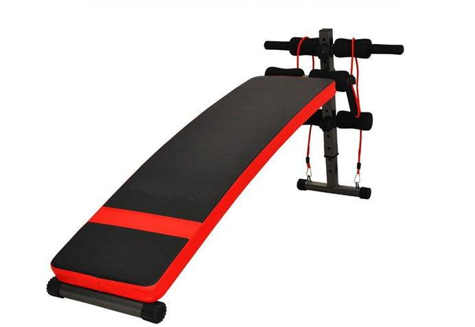 Gym fitness Multiple purpose supine board