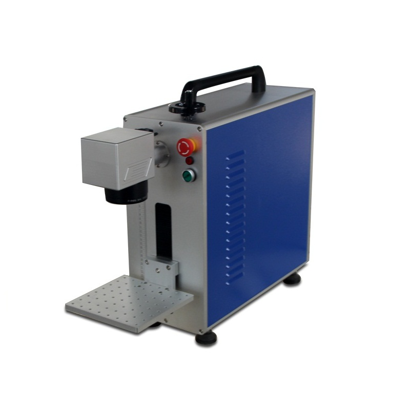 20W Portable Fiber Laser Metal Marking Machine