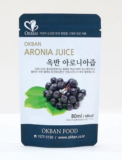 OKBAN Aronia Juice