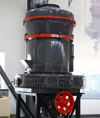 MTW Series European Technology Trapezium Mill