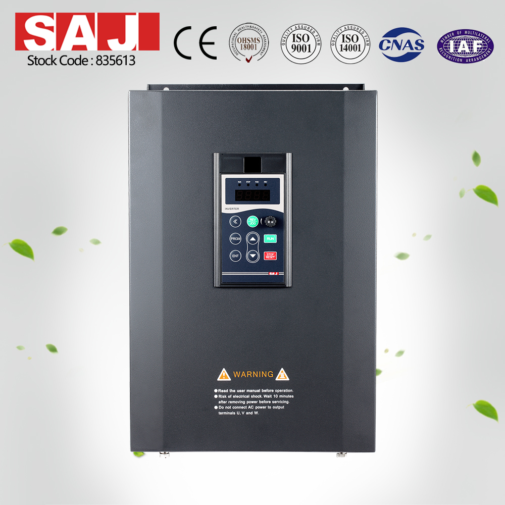 SAJ 8000B 30KW Low Voltage Variable Frequency AC Drive 3 Phase