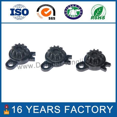 Plastic tiny oil rotary damper