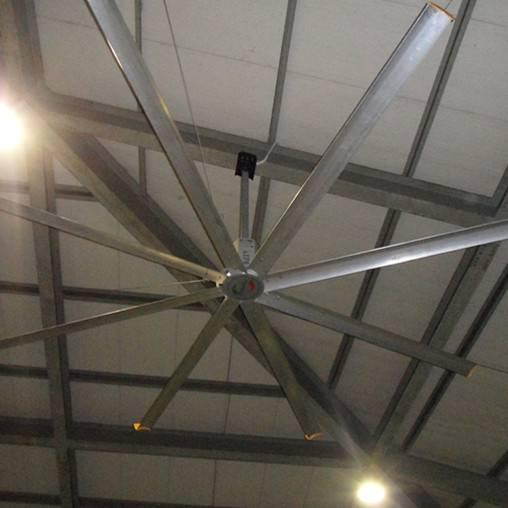 24ft Industrial Ceiling Exhaust Fan