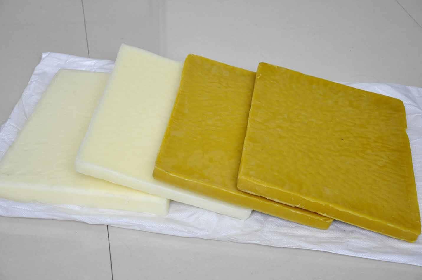 Food grade and cosmetic grade yellow organic beeswax, bulk beewax 100% made in China