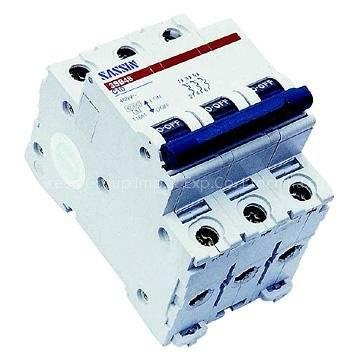 Residual Current Circuit Breaker (Electro-magnetic Type) RCCB (EKL1-63)
