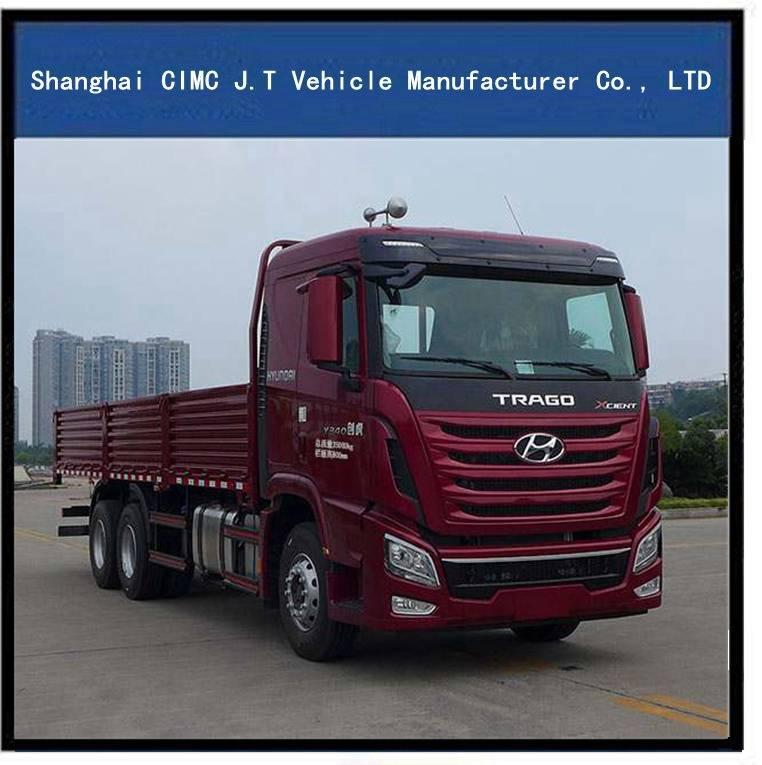 Hyundai Cargo Truck 6X4