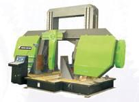 horizontal metal band sawing machine