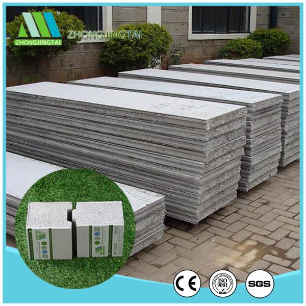lightweight eps cement sandwich panel for interior & exterior wall