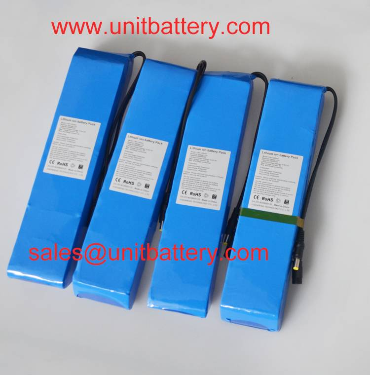 Customized 12V 25A rechargeable  lithium polymer battery pack for Heating Clothes/Heating Shoes/Heat