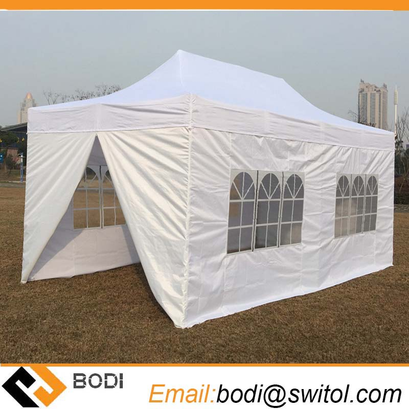 Amazon Ebay Hot Sale Waterproof Aluminum Folding Canopy Event Marquee Outdoor Party Wedding Gazebo