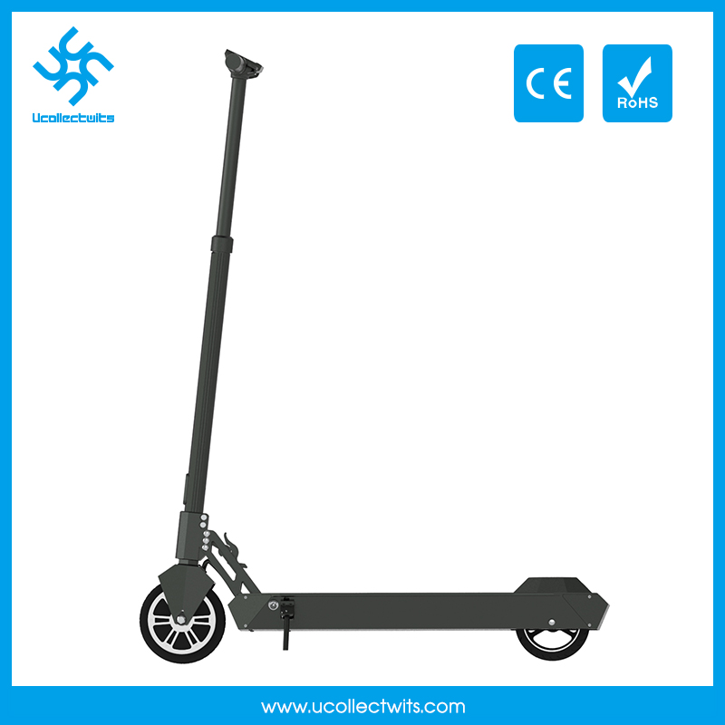 Ucollectiwits U6t two wheel electric scooter for adult with Sanyo battery chip